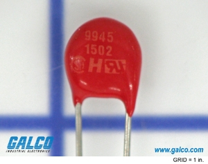 Varistors 250volts 400A 500 pieces