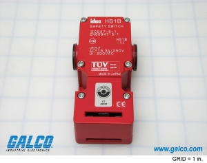 IDEC - Mechanical Safety Switches