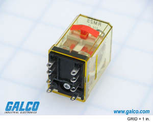 idec_rela_rm2s uc_p rm2s u dc24 idec general purpose relays galco industrial Basic Electrical Wiring Diagrams at bakdesigns.co
