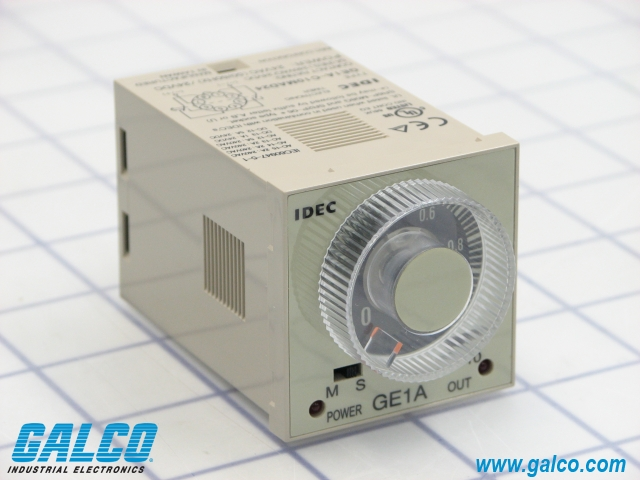 ge1a c10mad24_p idec electronic timer wiring diagram idec wiring diagrams collection  at n-0.co