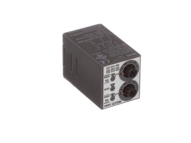 GT3W-A33AF20N - IDEC - Timing Relays | Galco Industrial ... on idec relay base, idec relay schematic, idec spdt relay, idec relay 24v, idec safety relay, idec smart relay, idec solid state relays,