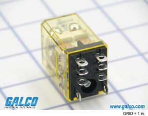rh2b ul ac120_p1 rh2b ul ac120 idec general purpose relays galco industrial Basic Electrical Wiring Diagrams at gsmportal.co