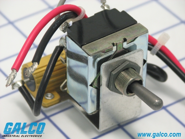 KBMDFBRSWITCH - KB Electronics - Accessory | Galco Industrial ...