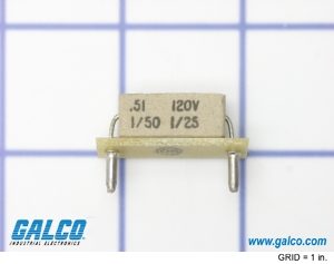 resistor51ohms Part Image