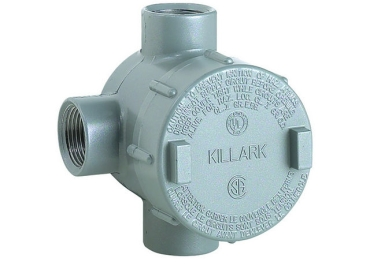 Killark-Hubbell Electrical Products - Conduit Outlet Bodies