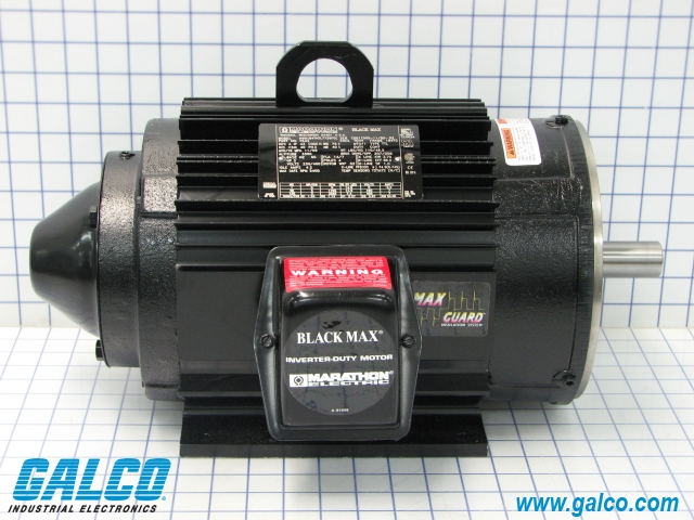Y543 marathon electric ac motors galco industrial for Marathon black max motors