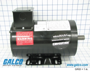 Y366 marathon electric ac motors galco industrial for Marathon black max motors