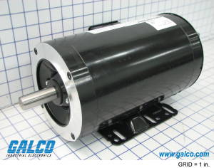 Y536 marathon electric ac motors galco industrial for Marathon black max motors