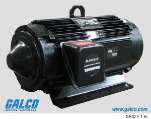 Y549 marathon electric ac motors galco industrial for Marathon black max motors