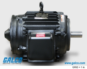 Y553 marathon electric ac motors galco industrial for Marathon black max motors