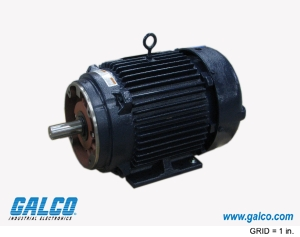 Y596 marathon electric ac motors galco industrial for Marathon black max motors