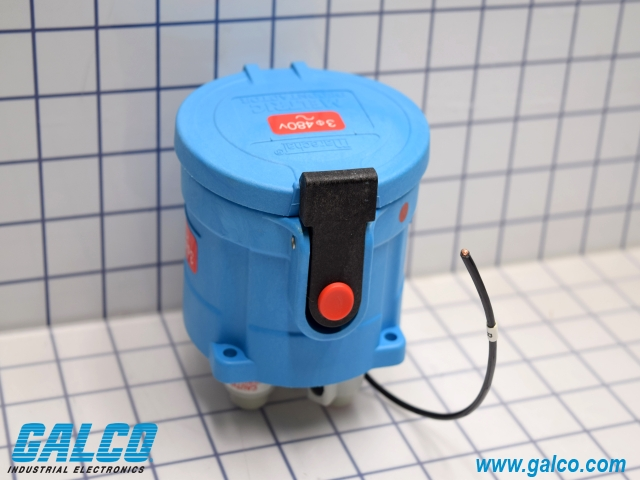 NEMA3R IP55 meltric 33-64043 DS60 Switch rated receptacle