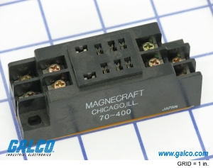 70-400-1: Accessory from Magnecraft / Schneider Electric