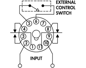 How To Wire A Relay together with Wiring An Electric Motor Diagram together with Electric Motor Wiring Diagram Symbols furthermore Off Delay Ladder Diagram together with Wiring Diagram For Time Delay Relay. on dayton timer relay wiring diagram