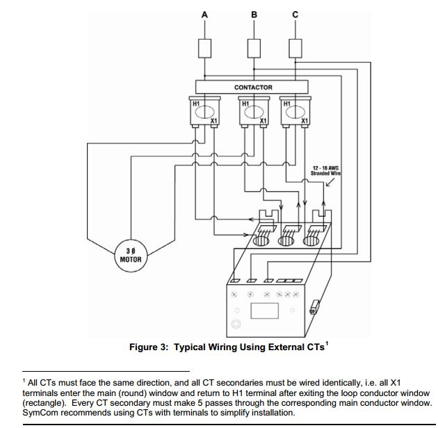 symcom s model 777 protection relay diagrams and overview