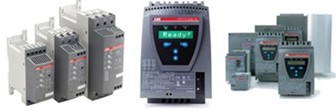 Various ABB Soft Starters