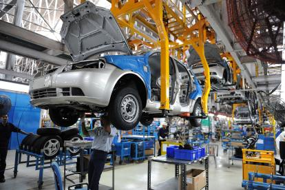 Automotive Industry serviced by Yaskawa
