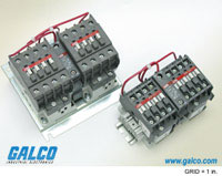 AC Mechanically Interlocked IEC Contactors