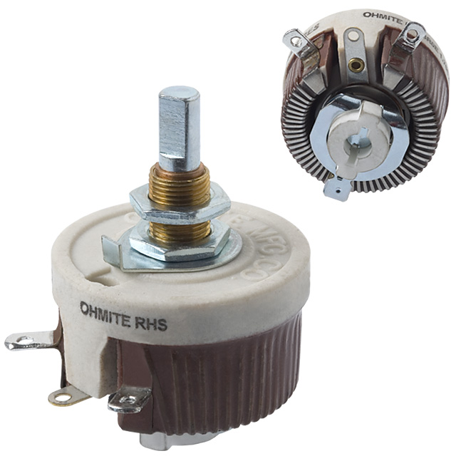 Rheostat vs Potentiometer