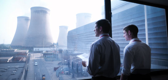 Namco Controls products and nuclear power stations