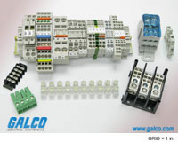 Wide Selection of Terminal Blocks