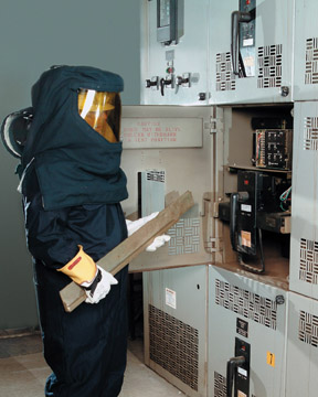 Arc Flash Protection Choosing The Appropriate Ppe