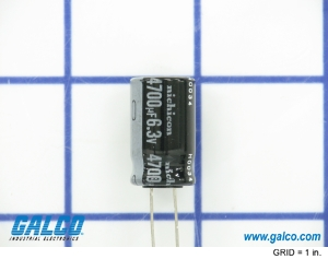 UVR1E103MRD6: Electrolytic Capacitors from Nichicon