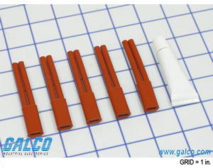 Molded Silicone Terminations Heat Tracing Accessories