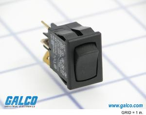 54-077-BP: Rocker Switches from NTE Electronics