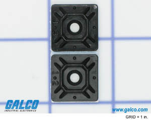 NTE Electronics - Cable Tie Mounts