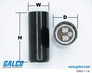 NTE Electronics - Capacitors