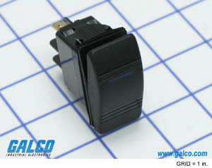 54-092-BP: Rocker Switches from NTE Electronics