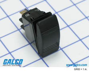 54-091-BP: Rocker Switches from NTE Electronics