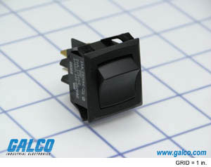54-082-BP: Rocker Switches from NTE Electronics