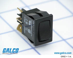 54-075-BP: Rocker Switches from NTE Electronics
