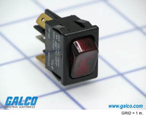 54-080-BP: Rocker Switches from NTE Electronics