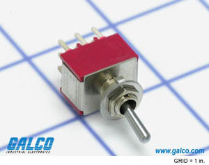 54-323PC: Toggle Switches from NTE Electronics