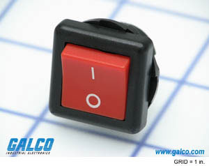 54-509-BP: Rocker Switches from NTE Electronics