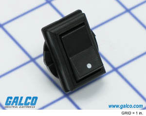 54-514-BP: Rocker Switches from NTE Electronics