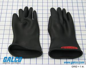 Insulating Rubber Gloves Personal Protection Equipment