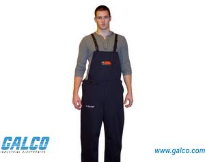 Arc Flash Bib Overalls Personal Protection Equipment