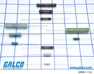 25j10k AXIAL LEAD WIREWOUND Series Image
