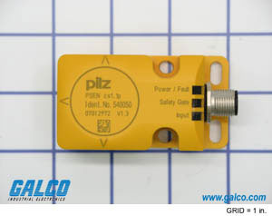 540050: Coded Non-Contact Safety Switches from Pilz