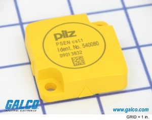 540080: Coded Non-Contact Safety Switches from Pilz