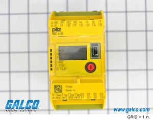 772100 pilz safety relay galco industrial electronics 772100 pilz safety relay