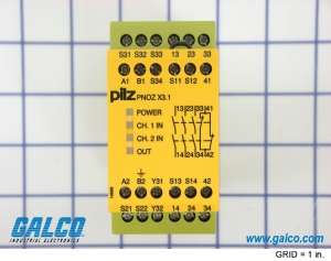 774322 pilz e stop galco industrial electronics alt image 1