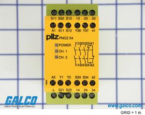 774731_p1 774731 pilz e stop galco industrial electronics pilz pnoz x4 wiring diagram at fashall.co