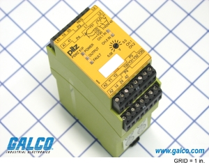 Standstill Monitoring Safety Relays