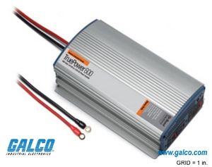 DC/AC Inverters Power Supplies