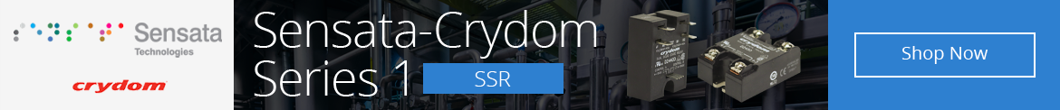 Sensata-Crydom Series One Solid State Relays
